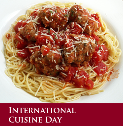 International Cuisine Day