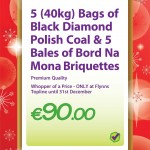 Coal & Briquettes Sale